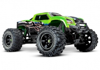 X-MAXX 1:5 4WD 8S Brushless TQi Ready to Bluetooth Module TSM Green
