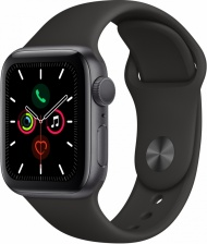 Apple Watch Series 5 GPS 40mm Aluminum Case with Sport Band