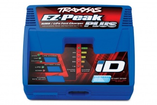 EZ-Peak Plus 4-amp NiMH:LiPo Fast Charger with iD™ Auto Battery Identification