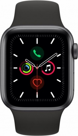 Apple Watch Series 5 GPS 40mm Aluminum Case with Sport Band фото 3