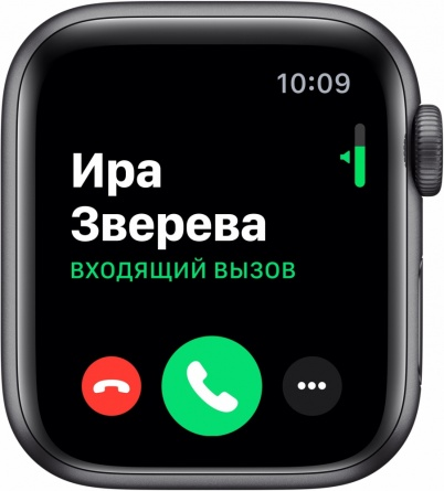 Apple Watch Series 5 GPS 40mm Aluminum Case with Sport Band фото 2